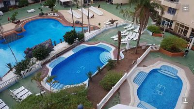 Photo for Beautiful apartment, Sea view, 3 pools, sea 5 minutes away