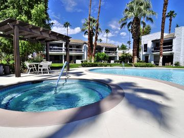 Palm Canyon Villas, Palm Springs, CA, USA