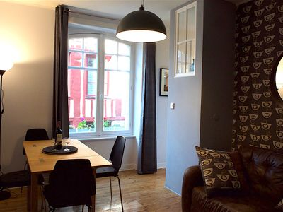 Photo for Contemporary apartment in the historic center