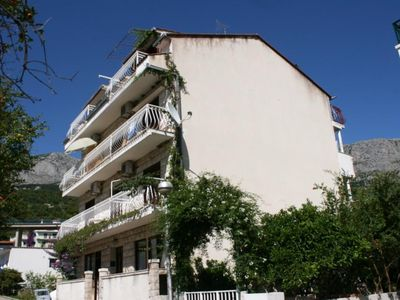 Photo for Studio flat with balcony Podgora, Makarska (AS-13216-a)