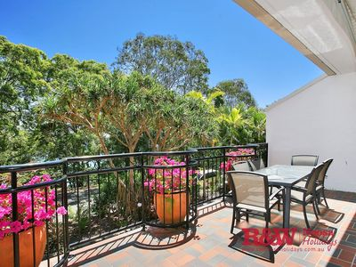 """Photo for Apartment 4 """"Bayona"""", Alderly Terrace, Little Cove"""