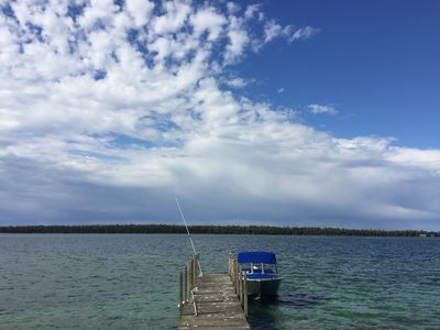 Photo for Paradise: Gorgeous Les Cheneaux Island Retreat in Michigan's Upper Peninsula