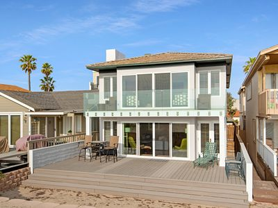 Photo for The Ultimate Beach Front House Getaway