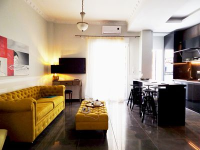 Photo for Luxury Suite - Central Athens - Walk Everywhere!