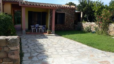 Photo for Beautiful house in exclusive residence just 150 m. from the sea. Free wi fi