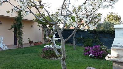 Photo for Marina Velca VOLTONE (Tarquinia) App / to 50 meters from the sea - with garden