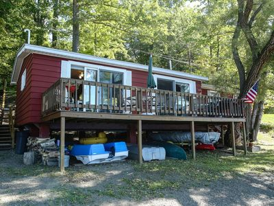 Photo for Great place for the whole family!  Natural beach; a legacy of fun & comfort!