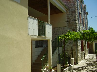"Photo for Welcome to the holiday home ""Ivano"", traditionally holiday house directly by the sea."