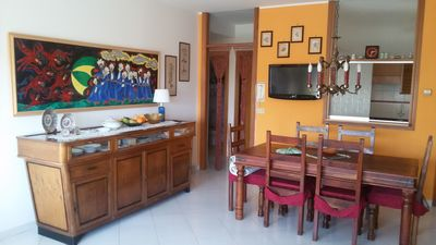Photo for LUXURY APARTMENT IN THE HEART of TAORMINA 2/6 PEOPLE WITH PRIVATE PARKING