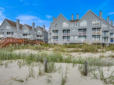 Photo for NEW 2020 Season - OCEANFRONT 2bed 2.5bath Two Floor Condo in Surfside Beach, SC