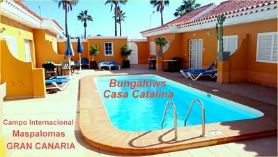 Photo for 1BR Apartment Vacation Rental in Maspalomas