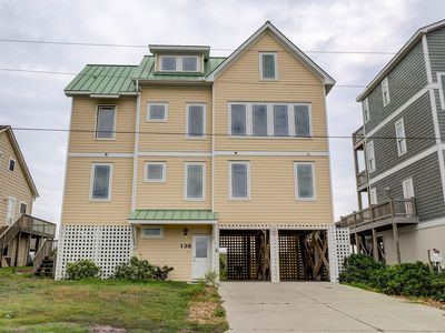 Photo for Oceanfront Home, Amazing Views, Private Hot Tub!
