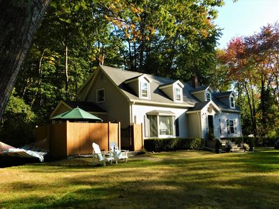 Photo for Newly renovated, Easy walk to Dock Square, Plenty of comfortable spaces to relax