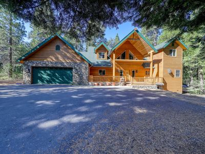 Beautiful family-friendly cabin with great location near Shaver Lake