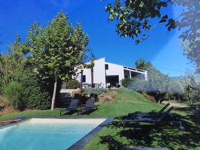 Photo for House with pool on Lake St Croix, Gorges du Verdon
