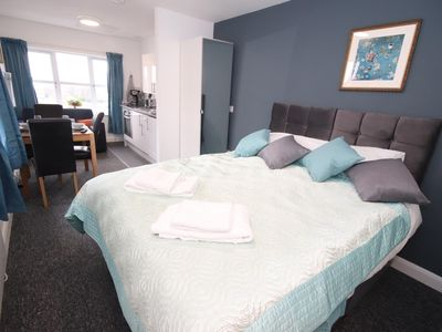 Photo for Lovely Modern Studio Apartment in Liverpool City