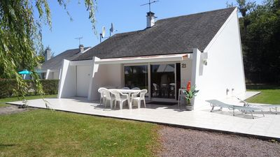Photo for House between sea and countryside, 10 km from Deauville