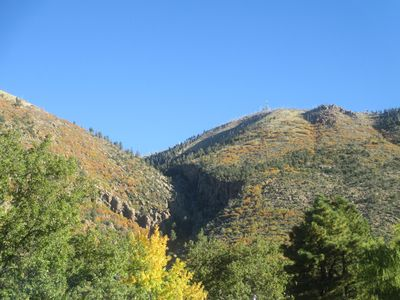 Photo for FALL COLORS @ #1 Guest-Rated Matterhorn Place for Familes. Gr8 Sznl Rates. Clean