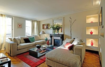 Photo for Rent a Lavish Apartment by Luxembourg Garden