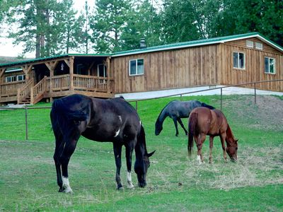 Photo for 'Townsend Ranch Bunkhouse' on Working Ranch!