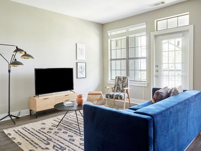 Photo for Sonder | East Eleventh | Vibrant 2BR + Pool