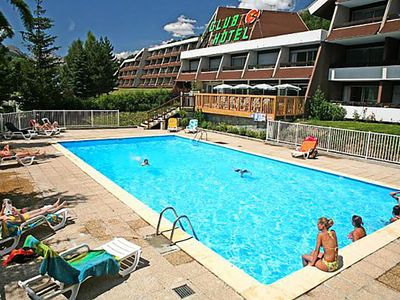 Photo for Rental studio Serre-Chevalier (4 pers.) + Swimming pool