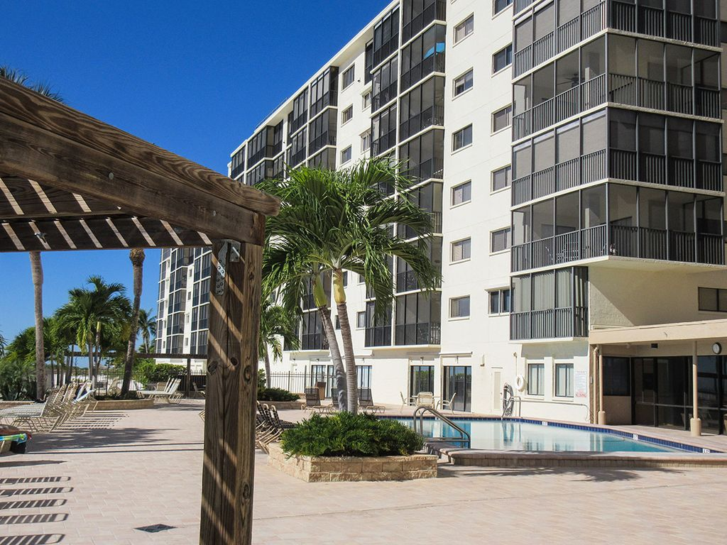 Pointe South Condo Fort Myers Beach