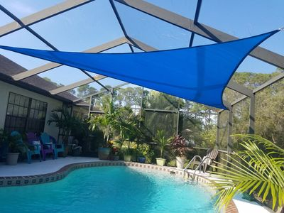 Photo for Paradise in Port Charlotte with Heated Pool