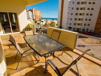 Photo for Luxurious 3 Bedroom Penthouse on the Sea of Cortez at Las Palmas Resort BN-305