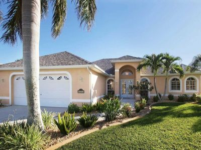 Photo for SWFL Rentals - Villa Southern Breeze - Luxury Pool Home with Gulf Access