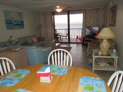 Photo for BRIGADUNE Paradise Shore Drive!16D Family friendly! amazing balcony view