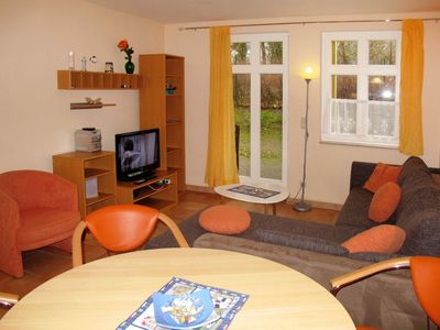 Photo for Apartment Am Wald (ZTZ126) in Zinnowitz - 4 persons, 1 bedrooms