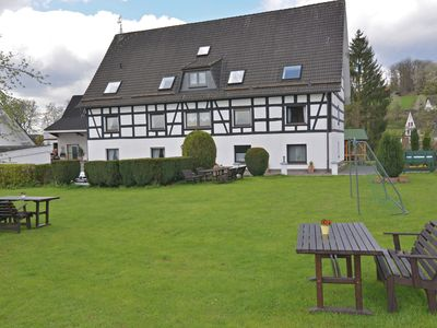 Photo for Beautiful apartment with use of the garden and pool in Attendorn in the Sauerland region