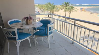 Photo for VILANOVA SEASIDE APARTMENT HUTB-015923