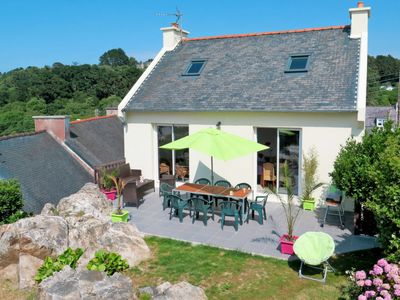 Photo for Vacation home Saint-Michel (SMH102) in St Michel-en-Grève - 8 persons, 3 bedrooms