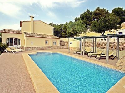 Photo for holiday home, Calpe  in Um Valencia - 8 persons, 4 bedrooms