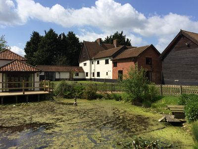 Photo for Rural cottage with exclusive use of swimming pool, hot tub, sauna & steam room.