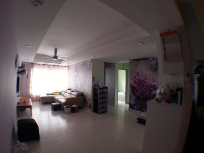 Photo for 2 Bedroom , 10mins to TBS ,Bukit Jalil , Seri Petaling,KL CITY , KLIA, KLCC
