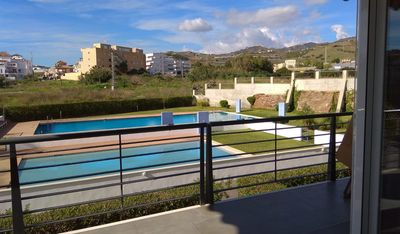 Photo for QUIET AND LUMINOUS APARTMENT IN TORROX COAST WITH SWIMMING POOL NEAR THE BEACH