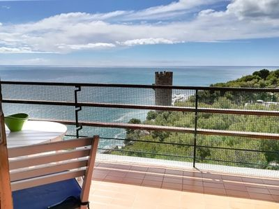Photo for Eden Mar Apartment spectacular views to the sea with large corner terrace