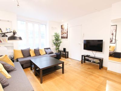 Photo for BRIGHT AND COZY APARTMENT - MONTPARNASSE
