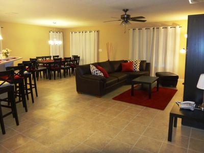Photo for Cozy Elegance - Disney Area beautiful and spacious home