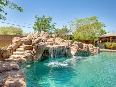 Photo for Luxury Home **Outdoor Cantina** INCREDIBLE Pool/Backyard
