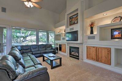 Spread out with over 3,700 square feet of living space!