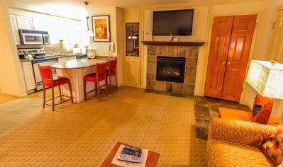 Photo for Vail 1 BR w/Pool, Game Room, Skiing, Sauna & More!