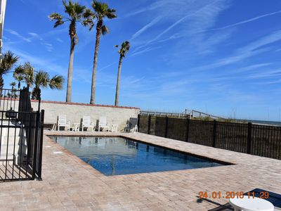 Photo for Sweeping Oceanfront Vacation Home At Jacksonville Beach Florida, Sleep 6