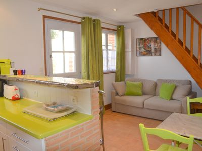 Photo for 2 rooms - 2/4 people - 40m2 - 3 stars - Private terrace - DEAUVILLE Center