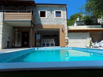 Photo for Holiday house with heated pool