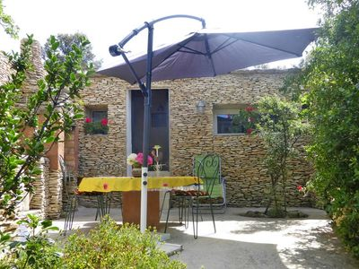 Photo for holiday home, Villes-sur-Auzon  in Vaucluse - 2 persons, 1 bedroom