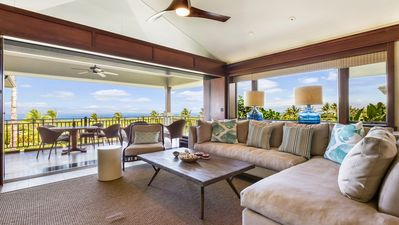 Photo for 3BD Hainoa Villa (2905D) - Elegant & Spacious Four Seasons Hualalai Villa